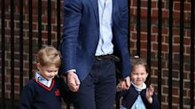 Prince William Does Princess Charlotte's Hair And I Am Weeping