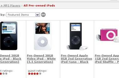 Target trialing online sales of pre-owned electronics