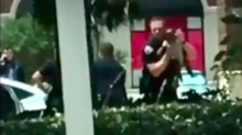 Police Rescue Baby Being Used as Human Shield in Bank Robbery