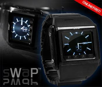 sWaP watch phone likely won't change your opinion of watch phones