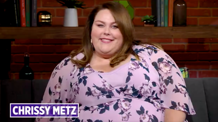 Chrissy Metz: 'We're all looking for someone to relate to'