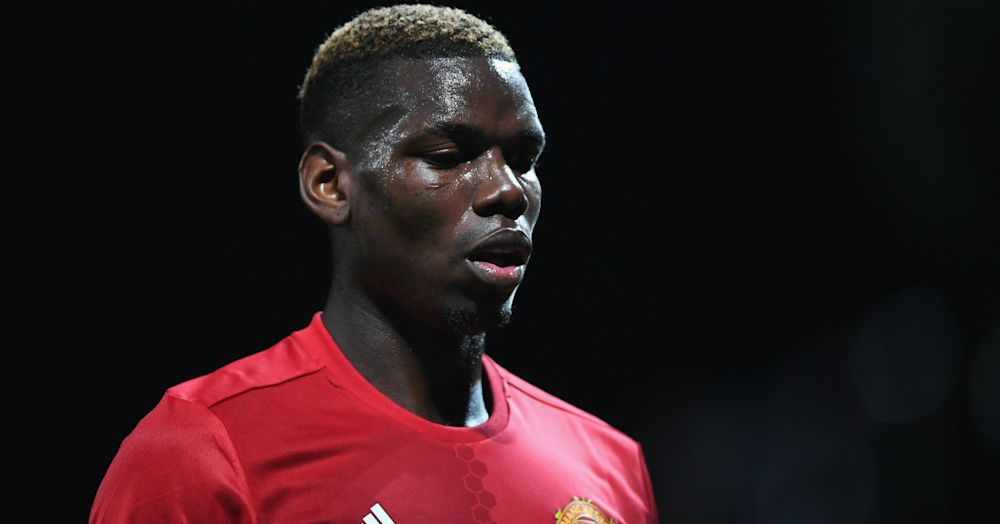 TEAM NEWS: Pogba starts as Mourinho makes six changes for Man Utd clash with Celta
