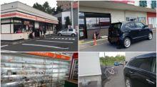 北海道最強便利店 Seicomart停電照開用車供電