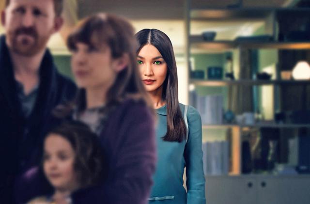 AMC cancels sci-fi robot drama 'Humans'