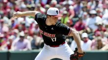 NC State limits Arkansas to 4 hits in 6-5 win, forces Game 3