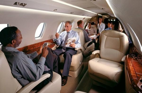 Cessna to offer Aircell high-speed internet on Citation private jets