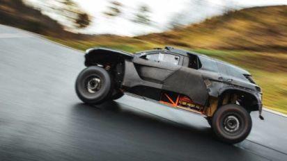 Rallye-Raid - Dakar - GCK Motorsport se concentre sur les énergies vertes