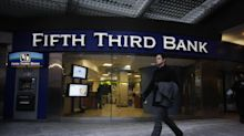 Fifth Third stock plummets with Dow, other banks