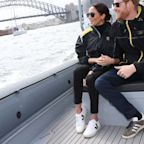 Meghan Markle's Comfy Sneakers Are About to Become Your New Favorites