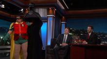 影/小班親口證實被蝙蝠俠「飛踢」 透露劇組已經找到人