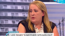 Lee Rigby's mother says the Ministry of Defence offered her family 'no support'