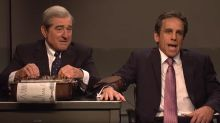 Robert De Niro & Ben Stiller Recreate Iconic 'Meet the Parents' Scene in Epic 'SNL' Cold Open