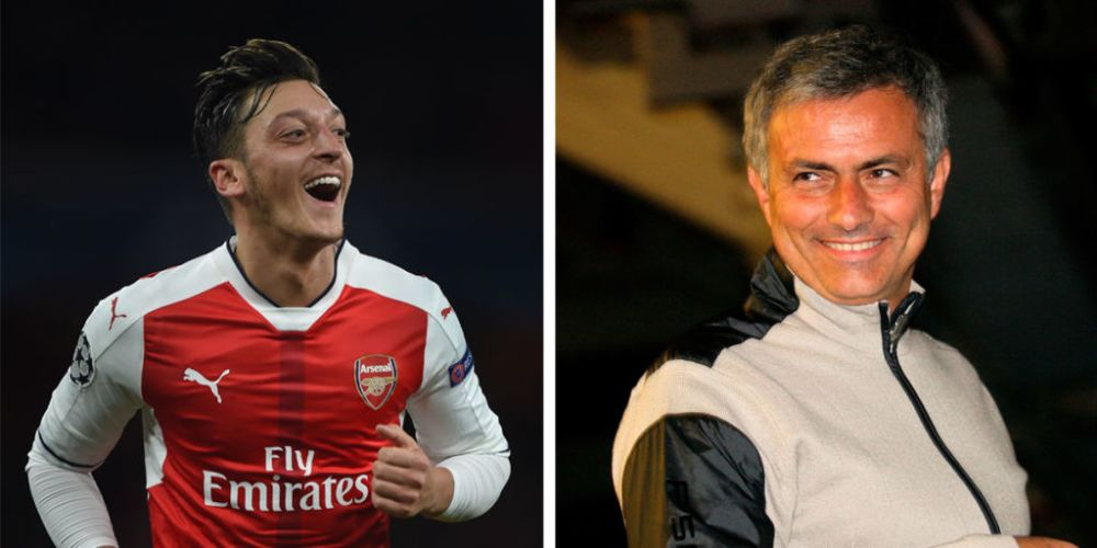 On the move? Mesut Ozil reveals the three clubs he would leave Arsenal to join