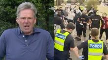 'It is nonsense': Sam Newman backtracks on virus protest 'disgrace'
