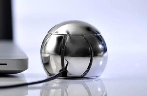 OreObject SPHEREtouch mouse is a $155 ball of touch-enabled steel