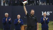 Irishman Lowry wins British Open in a romp