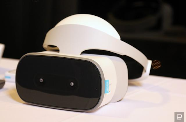 Lenovo's VR Classroom kits come with Daydream headsets