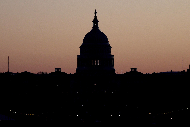 Trump signs stopgap spending measure to avert a shutdown