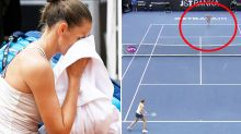 'How on earth': Tennis fans stunned by unthinkable moment