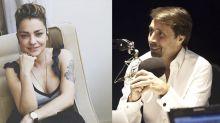"""""""Que mal hace la droga"""": el picante cruce entre Eduardo Feinmann y Dolores Fonzi en Twitter"""