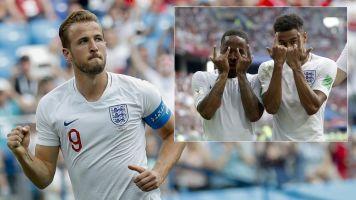 Harry Kane bags hat-trick as England roar