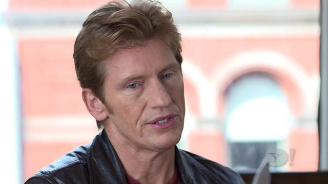 Denis Leary helps firefighters after September 11