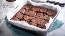 Die ultimativen Brownies backen mit nur drei Zutaten!
