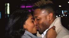 Exclusive: Eagles Super Bowl champ Rodney McLeod proposes in NYC