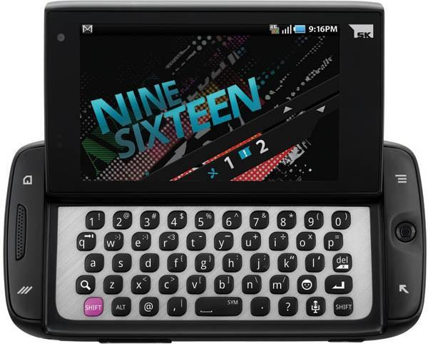 T-Mobile Sidekick 4G from Samsung announced, coming 'later this spring'