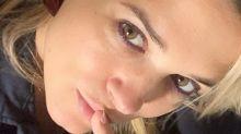 """Francesca Barra in lutto: """"Continua a vegliare su di me"""""""