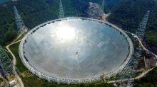Telescope detects 100 mysterious radio signals from three billion light years away