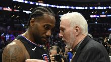 """Kawhi Leonard to play for Pop and Team USA — if he """"feels up to it"""""""