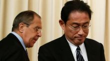 Russia's Lavrov says difficult to solve peace treaty issue with Japan
