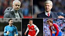 Transfer Gossip: Man United 'target Ozil and Lloris', Real Madrid 'to snatch Griezmann', Wenger 'commits to Arsenal'