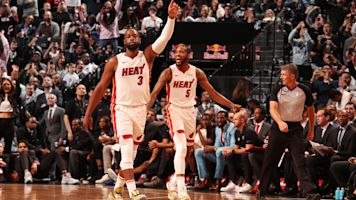 Wade says Klay deserved his All-NBA spot