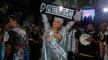 Sabrina Sato volta ao Carnaval só no carão: 'Estou com peitão, sou a Sabrinão'