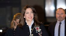 Mary de Dinamarca y su chaqueta de Zara