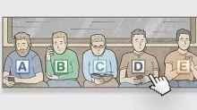 【心理測驗】憑直覺估誰先下車?一秒分析你的性格類型
