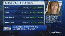 Spotlight on Australian banks