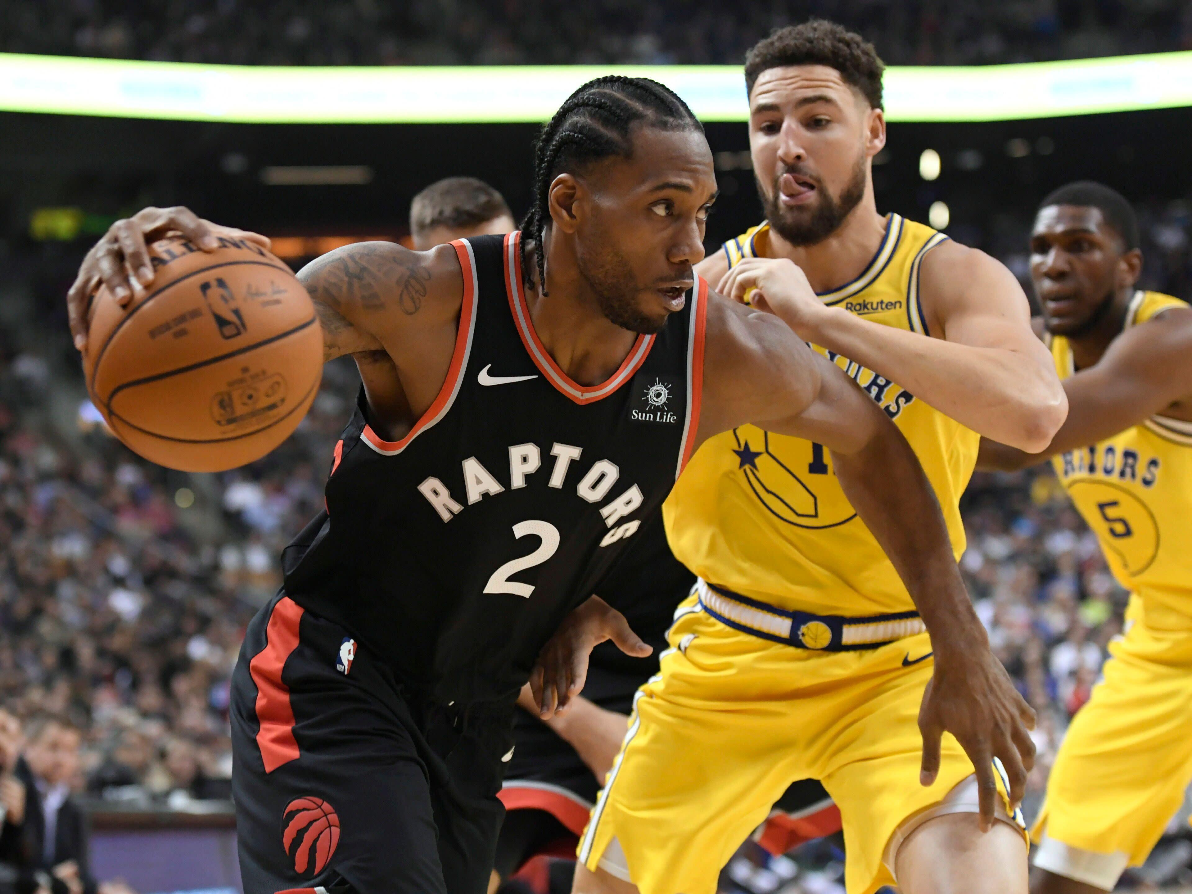 c9f889f288e NBA Finals preview: Golden State Warriors vs. Toronto Raptors