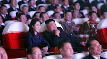 Questions arise after the wife of North Korea's leader reappears