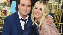 'Big Bang Theory's' Johnny Galecki Wishes 'Fake Wife' Kaley Cuoco A Happy Wedding Day