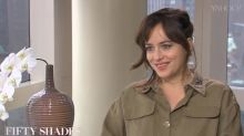 Dakota Johnson Remembers Being Totally Bored at the Oscars as a Kid
