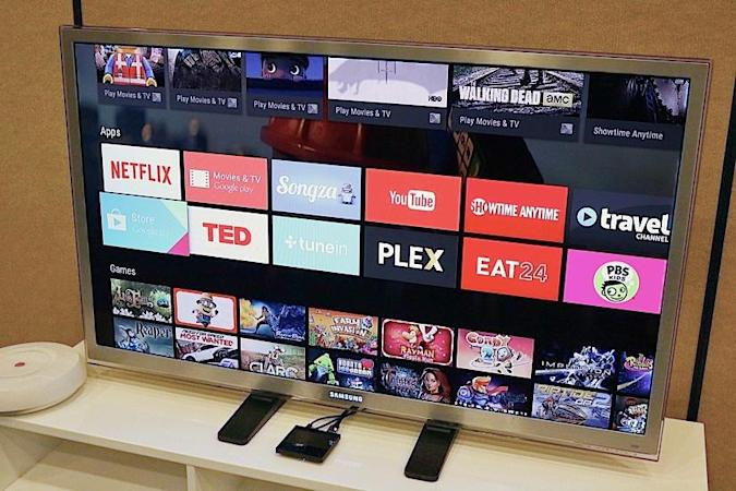 Android TV is Google's latest shot at entertainment glory (hands-on)