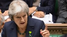 May back in the breach as Brexit battles resume