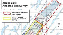 Rio Tinto Commences Airborne Geophysical Survey on Forum's Janice Lake Copper Project, Saskatchewan