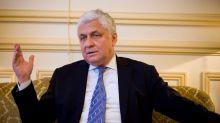 """Alexandre Orlov, ex-ambassadeur russe en France : """"Sur la Russie, Macron n'est pas crédible"""""""