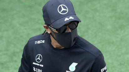 Lewis Hamilton quickest in final practice at Sochi