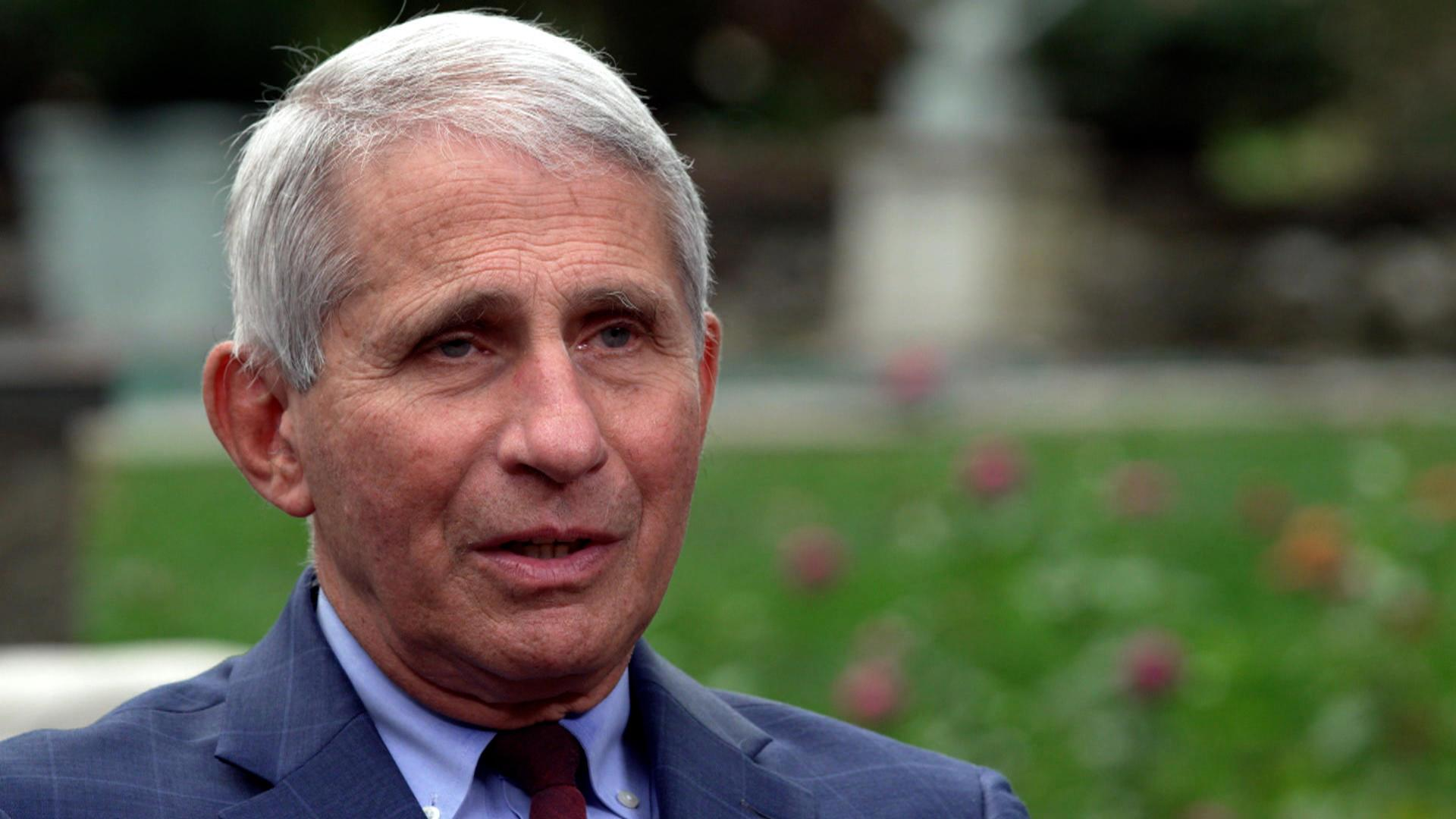 """Fauci: Things would have to be """"really bad"""" before national lockdown"""