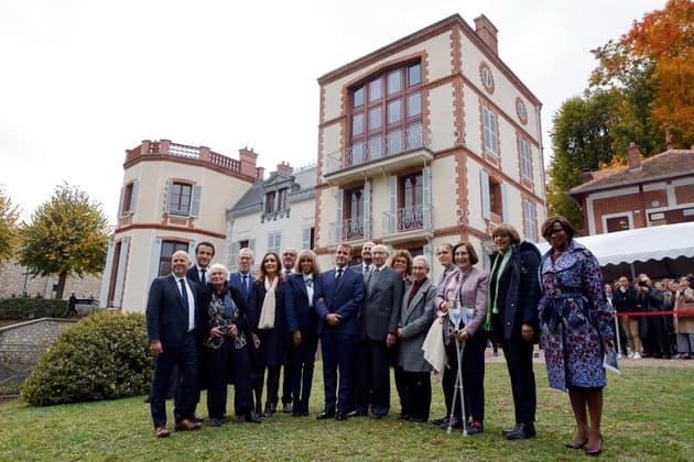 Macron appelle à ne pas oublier l'affaire Dreyfus